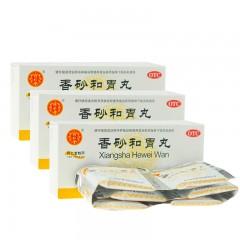 同仁堂 香砂和胃丸 6g*12袋/盒