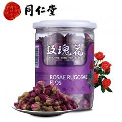同仁堂 玫瑰花茶 80g