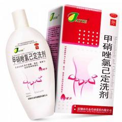 佳泰 甲硝唑氯己定洗剂 200ml*1瓶/盒
