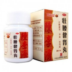 陳李濟 壯腰健腎丸 35g*1瓶