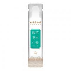 同仁堂 酸枣仁草本膏 180g(10g*18袋)
