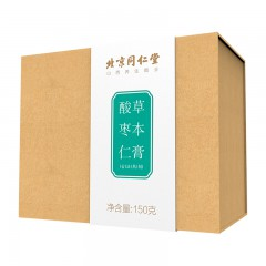 同仁堂 酸棗仁草本膏 150g