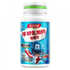 汤臣倍健 牛初乳加钙咀嚼片1.2g*60片