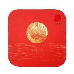 同仁堂 净制海参(干海参)105g/(131-150头/500g)大连海参辽参礼盒装