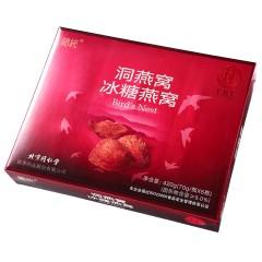 同仁堂 洞燕窝冰糖燕窝即食型 礼盒420g