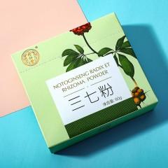 同仁堂 三七粉 3g*20袋/盒