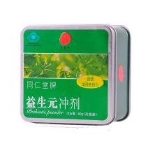 北京同仁堂 同仁堂牌益生元沖劑60g(20袋) 益生菌 通便 增強免疫力 盒裝
