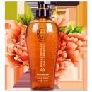 同仁堂 无硅油洗发护发乳(多种本草精华 ) 牡丹籽油改善干枯毛躁 男女通用550ml