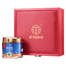 同仁堂 西洋参 80g (直径0.8-1.0cm)/瓶