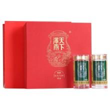 天下泽雨 铁皮石斛枫斗礼盒装 50g*2瓶/盒