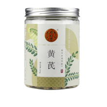 同仁堂 黄芪片 100g/瓶