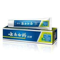 云南白药 牙膏 薄荷清爽型210g