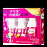 钙尔奇 钙维D维K软胶囊 174.3g/盒_同仁堂网上药店