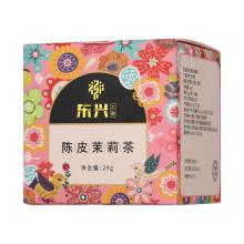 东兴本草  陈皮茉莉茶 2g*12袋/盒