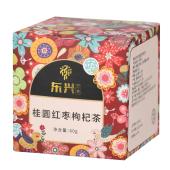 东兴本草 桂圆红枣枸杞茶 5g*12袋/盒