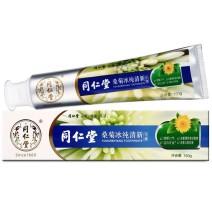 同仁堂 桑菊冰纯清新牙膏 150g/盒