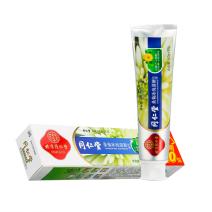 同仁堂桑菊冰纯清新牙膏  150g+30g